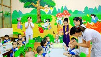 Hải Phòng hỗ trợ 1.974 nhân viên nấu ăn tại các trường mầm non công lập