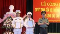 Bổ nhiệm Đại tá Vũ Thanh Chương giữ chức vụ Giám đốc công an tỉnh Hải Dương