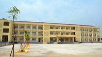 Gần 900 học sinh thành phố Móng Cái được học ở ngôi trường mới