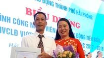 Cô giáo Trang Nhung học tập và làm theo lời Bác