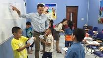 Phụ huynh Hải Phòng lo lắng khi cho con theo học tiếng Anh với người nước ngoài