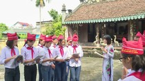 Cô giáo Lê truyền lửa cho học sinh đam mê học môn Lịch sử