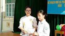 Cô Tổng phụ trách trẻ tuổi với bộ sưu tập thành tích đầy tự hào