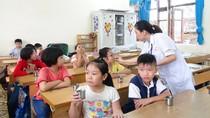 Hơn 123.000 học sinh tiểu học tỉnh Quảng Ninh được tẩy giun miễn phí