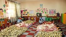 Quảng Ninh chủ động chống rét cho học sinh