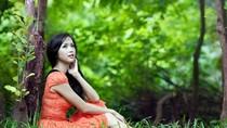 Bản sao Á hậu Ngọc Oanh đẹp ngỡ ngàng trong nắng thu
