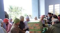 Trao tặng 642 suất quà tới bệnh nhân phong Thái Bình