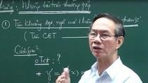 Ôn thi Đại học: Những giáo viên dạy Toán nổi tiếng ở Hà Nội