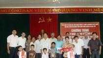 Trao tặng 48 triệu đồng hỗ trợ vốn cho trẻ mồ côi tỉnh Vĩnh Phúc
