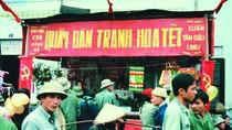 Hình ảnh hiếm về chợ Tết thời bao cấp ở miền Bắc Việt Nam