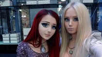 Thêm nhiều ảnh 'người thật người giả' xinh đẹp tại Ukraine