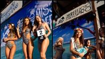 Kỳ lạ cuộc thi hoa hậu vòng 3 đẹp nhất Brazil