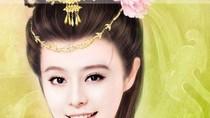 Mỹ nhân Hoa ngữ đẹp nhất dưới nét vẽ về Hằng Nga