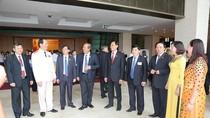 Bộ trưởng Trần Đại Quang: Đánh quyết liệt tội phạm tham nhũng, kinh tế
