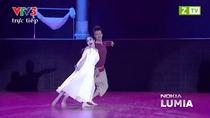 Ốc Thanh Vân đưa Bước nhảy Hoàn vũ lội ngược dòng