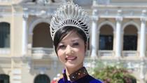 Hoa hậu Triệu Thị Hà xin rút đơn 'từ bỏ vương miện'