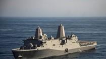 Tàu Mỹ, USS San Diego cập Cảng Quốc tế Cam Ranh