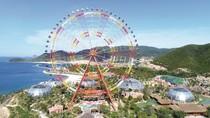 Bánh xe bầu trời - kỷ lục mới tại Vinpearl Land Nha Trang