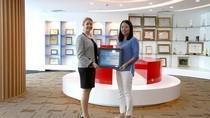 Maritime Bank được trao giải thưởng về thanh toán quốc tế