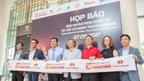 6000 vận động viên tham gia Marathon Quốc tế TP Hồ Chí Minh Techcombank 2017