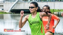 Tham gia giải chạy Marathon quốc tế Thành phố Hồ Chí Minh Techcombank 2017