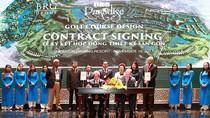 Tập đoàn BRG và Tập đoàn Nicklaus Design đẩy mạnh hợp tác phát triển ở Việt Nam