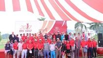 Khai mạc ngày hội Golf truyền thống 2017 BRG Golf Hà Nội Festival