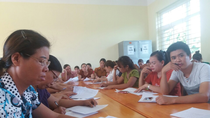 Đề xuất xóa bỏ công tác phổ cập giáo dục ở 3 cấp học của cô Phan Tuyết