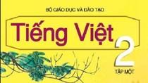 Chương trình mới môn tiếng Việt với học sinh lớp 2 là quá nặng