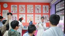 Vì tầm vóc Việt - sân chơi trải nghiệm lí thú cho trẻ