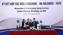 Vinschool đưa giáo dục tư duy tài chính, khởi nghiệp vào chương trình chính khóa
