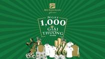 1000 giải thưởng trong ngày kỷ niệm BRG Kings Island Golf Resort tròn 25 tuổi