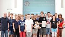 Thi học sinh giỏi Vật lý toàn nước Đức và triển vọng một học sinh gốc Việt