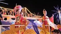 Vui quên trời đất với Carnaval đường phố DIFF 2018