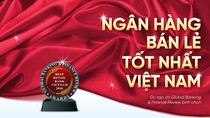 """VietinBank tự hào là """"Ngân hàng bán lẻ tốt nhất Việt Nam"""" 3 năm liên tiếp"""