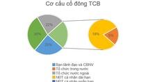 Vì sao áp lực bán chốt lời và thanh khoản giao dịch TCB đang giảm dần?