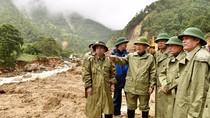 Tập trung khắc phục hậu quả thiên tai tại Lai Châu