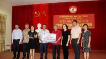 PVN chung tay cứu trợ đồng bào lũ lụt tỉnh Yên Bái