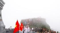 Lễ thượng cờ thiêng liêng trên đỉnh Fansipan