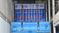 Nhà máy Nhiệt điện Sông Hậu 1: Lắp đặt thành công máy phát tổ máy số 2