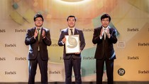 Vinamilk 6 năm liền được Forbes bình chọn vào top 50 công ty niêm yết tốt nhất