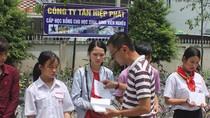 Tân Hiệp Phát trao hàng trăm học bổng cho trẻ em nghèo tỉnh Cà Mau