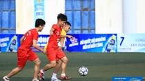 91 đội bóng tham dự Giải bóng đá học sinh tranh Cúp Number 1 Active