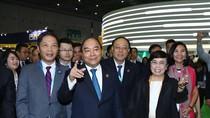 Quan hệ thương mại Việt Nam - Trung Quốc ngày càng phát triển