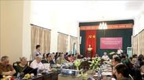 Khôi phục hầm 59 và hầm 66 tại Khu Di sản Hoàng thành Thăng Long