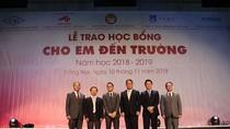 Tiếp sức đến trường cho 400 học sinh nghèo vượt khó tỉnh Đồng Nai