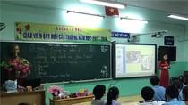 Thầy giáo Nguyễn Văn Tú hiến kế thi giáo viên giỏi