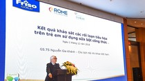 Nhãn hàng Friso đồng hành cùng hội nghị nhi khoa toàn quốc 2018