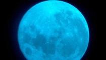 """Giải mã huyền bí về """"trăng xanh"""" sẽ xuất hiện đêm 31/8"""