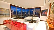 Choáng ngợp căn hộ penthouse hoành tráng trên tầng 70